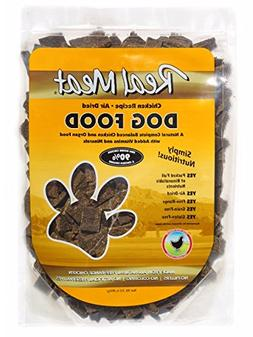 Real Meat Air Dried Chicken Recipe Dog Food with Added Vitam