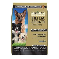 all life stages dog dry food chicken
