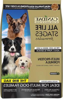 CANIDAE All Life Stages Dry Dog Food for Puppies, Adults, Se