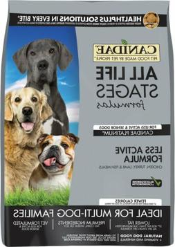 CANIDAE All Life Stages Less Active & Seniors Formula Dry Do
