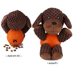 EETOYS Animal Collection Multi-function Dog Treat Dispensing