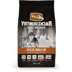 Merrick Backcountry Adult Grain Free Big Game Dog Food