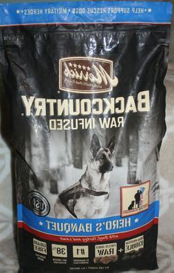 Merrick Backcountry Grain Free Hero'S Banquet Dry Dog Food,