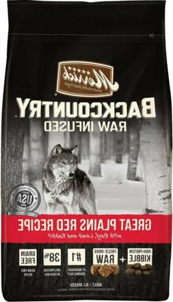 Merrick Backcountry Great Plains Red Recipe Adult Dog Food