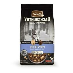 Merrick Backcountry Raw Infused Grain Free Puppy Dog Food