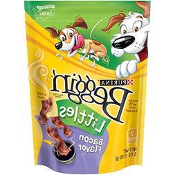 Purina Beggin' Bacon Flavor Dog Snacks -  6 oz. Pouch