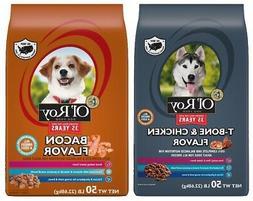 Ol' Roy Bacon Flavor Dry Dog Food, 50 Lbs