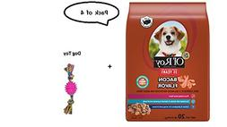 Ol' Roy Bacon Flavor Dry Dog Food for All Breeds and Sizes,