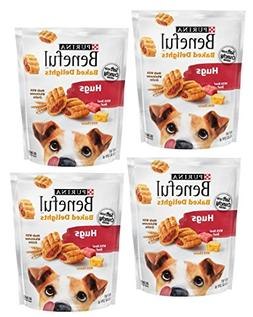 Purina Beneful Baked Delights Hugs With Real Beef And Cheese