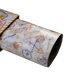 50 PCS Baking Parchment Hamburg Wrapper Oil-Proof Paper 25X2