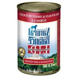 Natural Balance Limited Ingredient Diets Buffalo and Sweet P