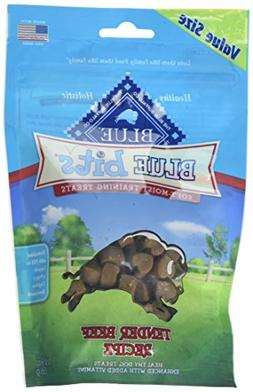 Blue Beef Bits Soft-Moist Dog Training Treats , 9 Oz