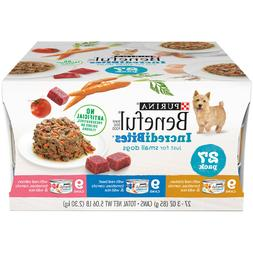 Purina Beneful IncrediBites Adult Wet Dog Food Variety Pack,