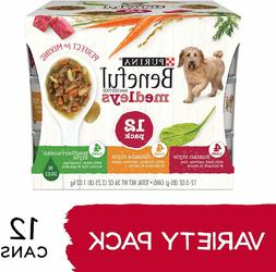 Beneful Medleys Dog Food Variety Pack- 24 cans / 3 oz  Chick