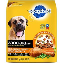 PEDIGREE Big Dogs Adult Complete Nutrition Roasted Chicken R