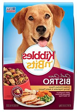 Kibbles 'n Bits Bistro Grilled Chicken Flavor Dry Dog Food,