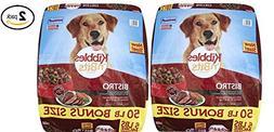 Kibbles 'n Bits Bistro Oven Roasted Beef Flavor Dry Dog Food