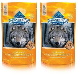 Blue Buffalo Wilderness Trail Treats Turkey Biscuits Grain-F