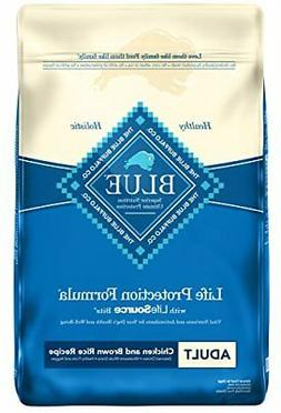 blue life protection formula adult chicken