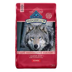 blue wilderness adult dog food grain free
