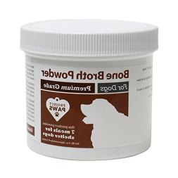 Project Paws Bone Broth for Dogs with Powdered Elk Antler an