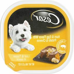 Cesar Breakfast Collection Gourmet Wet Dog Food, Pack of 24