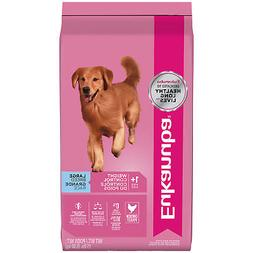 Eukanuba Large Breed Weight Control Dry Dog Food 15 lb bag b