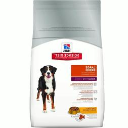 Hill's Science Diet Large Breed Adult Dog Food. 17.5 lbs.