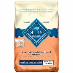Blue Buffalo Large Breed Adult Dry Dog Food Chicken & Brown