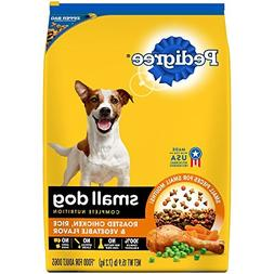 breed dry dog food chicken