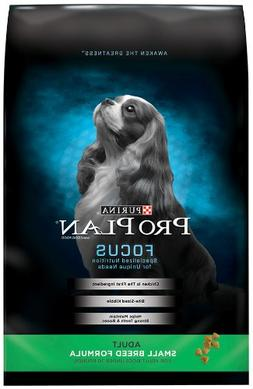 Pro Plan Small Breed Formula Adult Dry Dog Food