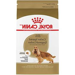 Royal Canin BREED HEALTH NUTRITION Cocker Spaniel Adult dry