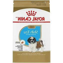 Royal Canin Breed Health Nutrition Shih Tzu Puppy Dry Dog Fo