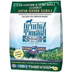 Natural Balance Large Breed Bites L.I.D. Limited Ingredient