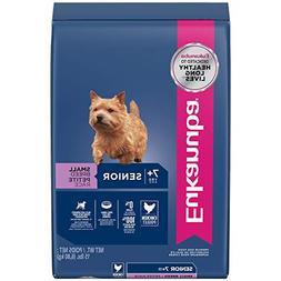 Eukanuba Small Breed Senior Dry Dog Food, Eukanuba