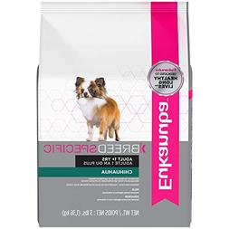 Eukanuba Breed Specific Adult Chihuahua Dog Food 3 Pounds