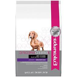 Eukanuba Breed Specific Adult Dachshund Dog Food 3 Pounds