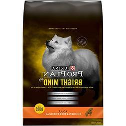 Purina Pro Plan Bright Mind Adult Chicken & Rice Formula Dry