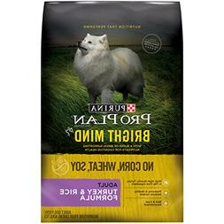 Purina Pro Plan BRIGHT MIND Adult Turkey & Rice Formula Adul