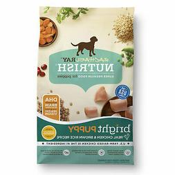 Rachael Ray Nutrish Bright Puppy Natural Real Chicken & Brow