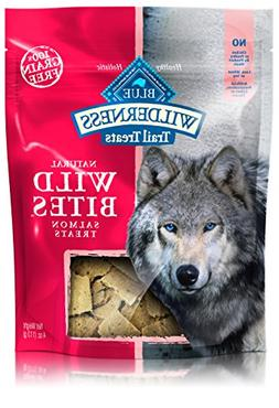 Blue Wilderness Trail Treats Grain Free Wild Bites Salmon Re