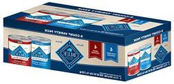 Blue Buffalo Homestyle Recipe Natural Adult Wet Dog Food Var