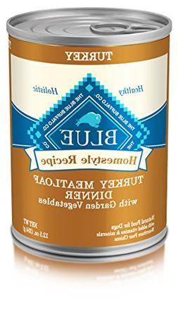 BLUE Life Protection Dog Food Blue Buffalo Homestyle Recipe