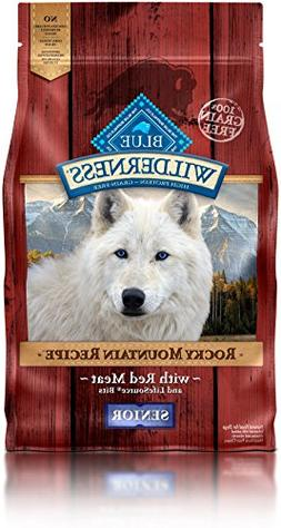 Blue Buffalo Wilderness Rocky Mountain Recipe High Protein G