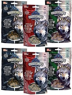 Blue Buffalo Wilderness Trail Treats Grain-Free Wild Bits Do