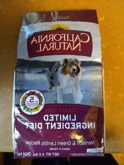 Nutro CALIFORNIA NATURAL Adult Limited Ingredient Grain Free