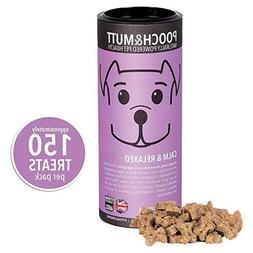 Pooch & Mutt Calm & Relaxed Mini Bone Treats For Dogs 125g
