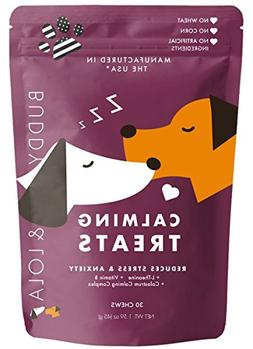 Buddy & Lola Calming Treats Dogs - Chicken Liver Flavor Calm