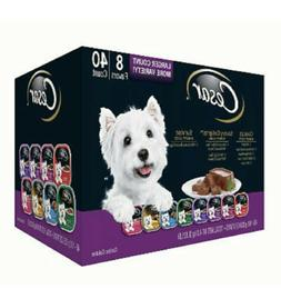 Cesar Canine Cuisine Wet Dog Food, Variety Pack
