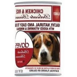 Dave's Natural Canned Dog Food, Delicate Dinners, Easy to Di